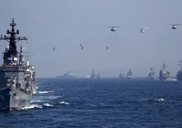 Nhật Bản có thể cùng Mỹ tuần tra biển Đông