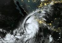 Siêu bão Patricia đe dọa tàn phá Đông Thái Bình Dương