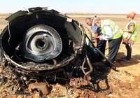 Máy bay Nga có thể đã vỡ tung trên không trung