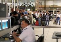 Nga điều 44 máy bay tới Ai Cập đón công dân về nước