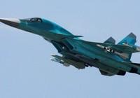 Nga lần đầu trang bị tên lửa không đối không cho Su-34 tại Syria