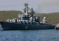 Chiến hạm Mỹ âm thầm theo dõi tàu tuần dương Nga