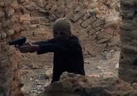 Chiến binh nhí IS chơi trốn tìm trước khi hành quyết tù nhân