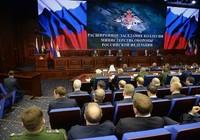 Tổng thống Putin lệnh tiêu diệt mọi mối đe dọa cho Nga