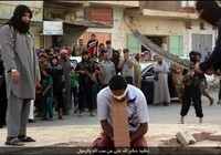 IS chặt đầu 10 phiến quân bỏ vị trí trên chiến trường