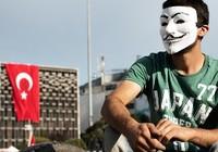 Nhóm hacker Anonymous tuyên chiến với Thổ Nhĩ Kỳ