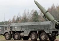 Quân đội Nga diễn tập với tên lửa đạn đạo Iskander-M