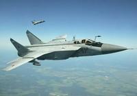 MiG-31 của Nga gặp nạn trong lúc bay huấn luyện