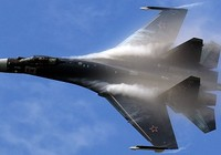 Nga điều tiêm kích tối tân Su-35 trực chiến tại Syria