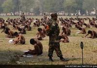 Ấn Độ bắt thí sinh mặc quần lót ngồi thi để ngừa gian lận