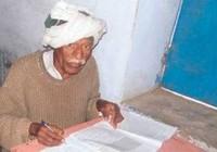 Cụ ông 77 tuổi 47 lần thi lấy chứng chỉ lớp 10