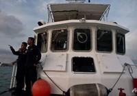 Gần 100 tàu Trung Quốc tràn vào biển Malaysia