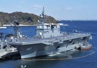 Tàu chiến Nhật đi qua biển Đông tới Indonesia tập trận
