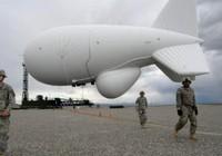 Mỹ chuyển khinh khí cầu quân sự giúp Philippines giám sát biển Đông