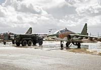 Nga rút toàn bộ chiến đấu cơ Su-25 khỏi Syria