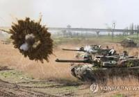 Hàn Quốc sắp triển khai 100 xe tăng 'Báo đen' đối phó Triều Tiên