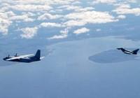 Chiến đấu cơ Anh chặn 3 máy bay Nga tiếp cận Baltic