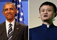 Tổng thống Obama bí mật gặp tỉ phú Trung Quốc Jack Ma