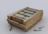 Hàng trăm viên đạn của quân đội Đức biến mất sau chuyến bay