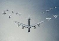'Pháo đài bay' B-52 Mỹ áp sát biên giới Nga