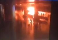 Video: Khoảnh khắc nghi phạm kích nổ tại sân bay ở Thổ Nhĩ Kỳ