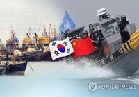Hàn Quốc tính lắp đặt 80 khối đá ngăn tàu cá Trung Quốc