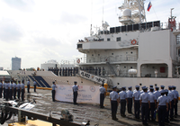 Nhật -  Philippines tập trận ngay sau phán quyết vụ biển Đông