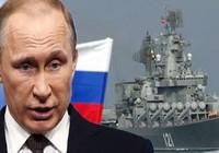 Tổng thống Putin sa thải toàn bộ chỉ huy hạm đội Baltic