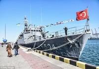 14 tàu hải quân Thổ Nhĩ Kỳ biến mất bí ẩn sau đảo chính