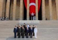 Tổng thống Thổ Nhĩ Kỳ muốn toàn quyền kiểm soát quân đội
