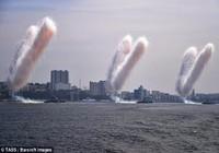 'Mãn nhãn' với màn phô diễn sức mạnh của Hải quân Nga