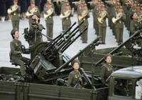 Ngoại ô thủ đô Triều Tiên dày đặc pháo phòng không