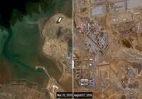 Trung Quốc xây căn cứ cách doanh trại Mỹ chỉ 13 km