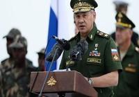 Ukraine đòi bắt bộ trưởng Quốc phòng Nga