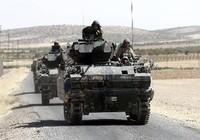 Thổ Nhĩ Kỳ gặp tổn thất đầu tiên khi chiến đấu trên đất Syria