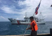 Philippines nghi Trung Quốc bắt đầu bồi đắp bãi cạn Scarborough