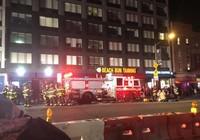 Nổ lớn ở Mỹ, 26 người bị thương