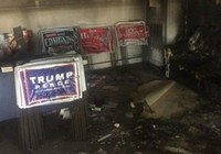 Văn phòng đảng Cộng hòa bị phóng hỏa