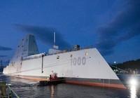 Siêu tàu chiến Mỹ lâm cảnh có súng nhưng không có đạn
