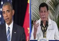 Ông Duterte thừa nhận giả ốm để tránh gặp mặt ông Obama