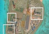 Trung Quốc bị tố lắp hệ thống vũ khí ở 7 đảo nhân tạo