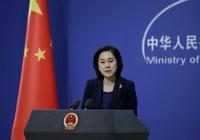 Trung Quốc phản ứng vụ Mỹ thề ngăn chặn ở biển Đông