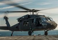 5 trực thăng cùng 50 lính không quân Mỹ tới Latvia