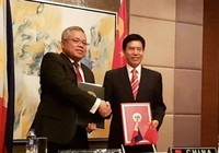 Phó Thủ tướng TQ mang 'quà' 6 tỉ USD thăm Philippines