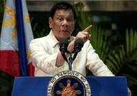 Ông Duterte muốn chia sẻ tài nguyên biển với Trung Quốc