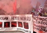 Thổ Nhĩ Kỳ triệu đại sứ Thụy Sĩ để phản đối biểu tình