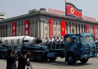 Nhật sẽ chỉ có 10 phút đối phó tên lửa Triều Tiên