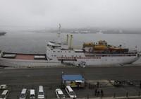 Triều Tiên triển khai phà mới tới Nga