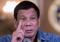 ÔNg Duterte ra thiết quân luật ở miền nam Philippines