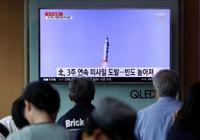 Triều Tiên thử tên lửa, Hàn Quốc thề đáp trả mạnh tay